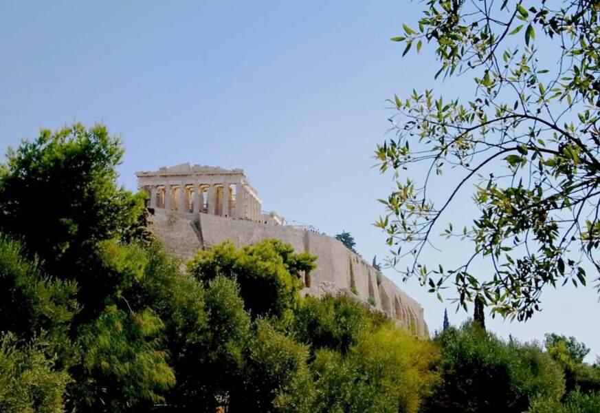 Grèce - Le Parthénon