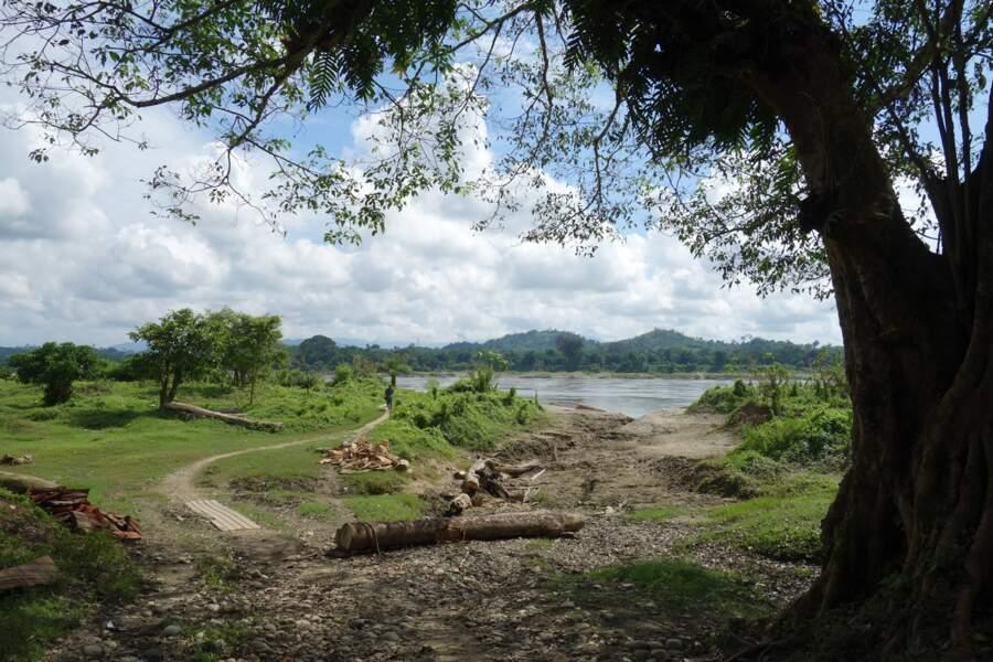 Dernière étape : l'Etat kachin, dans le nord du pays