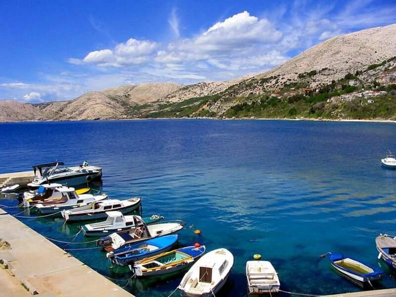 Photo prise sur l'île Krk (Croatie) par le GEOnaute : sabrina.f