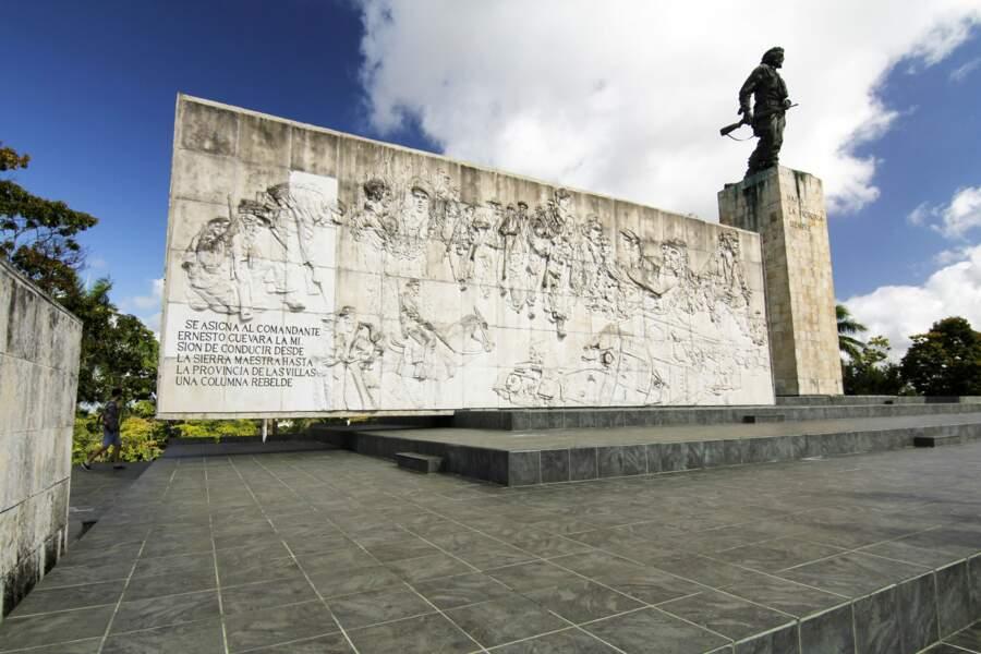 Le mausolée du Che, à Santa Clara