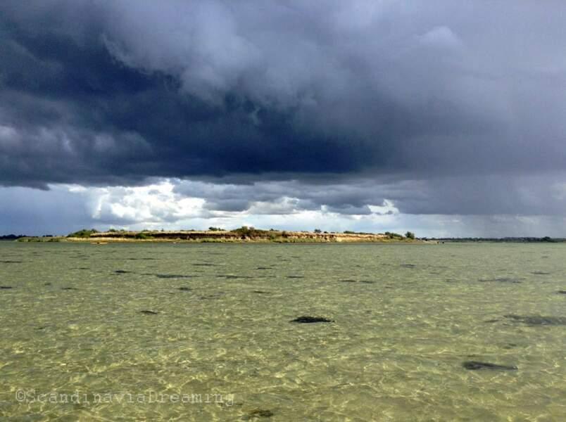 Danemark - Æbelø, une île sauvage