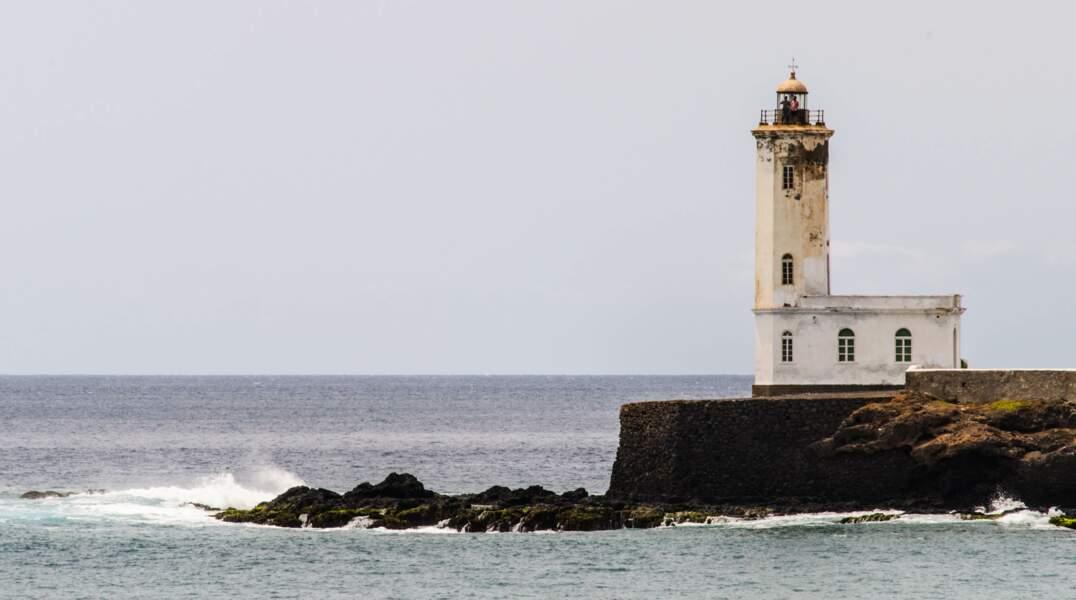 Le phare de Dona Maria Pia