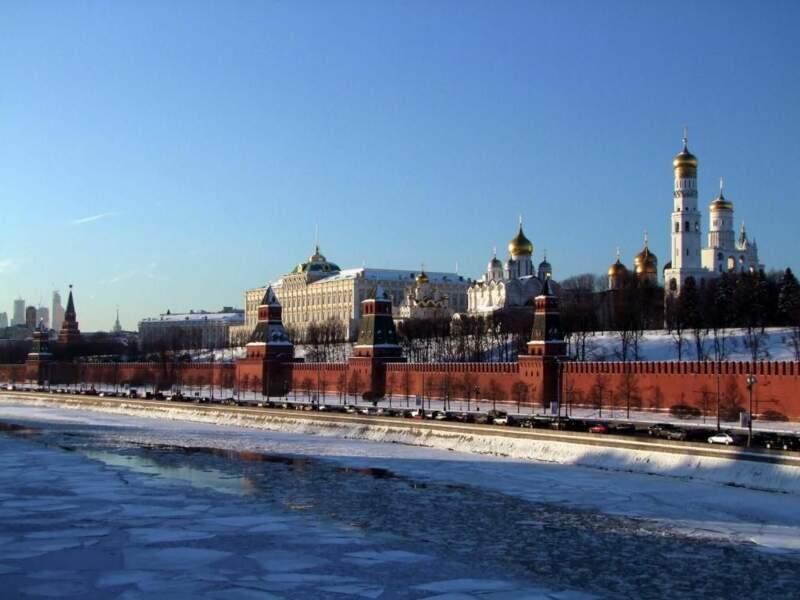 Moscou, vu de la Moscova, en Russie, par le GEOnaute jiceh548