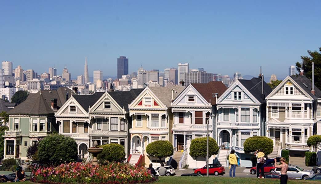 Etats-Unis - San Francisco, 3 jours in The City By The Bay