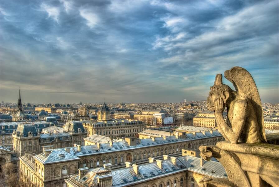 1831 : Victor Hugo publie Notre-Dame de Paris