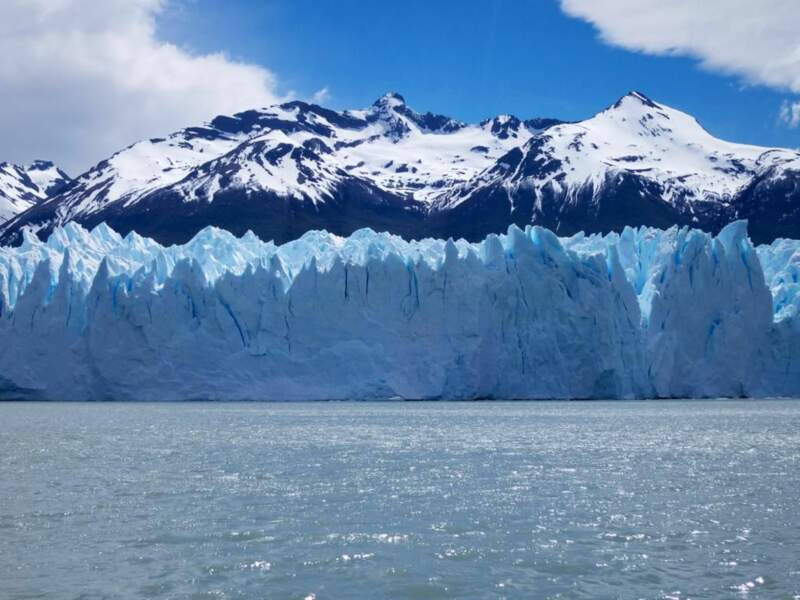 Photo prise au glacier Perito Moreno (Argentine), par bruno.mathis