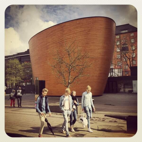 Balade à Helsinki
