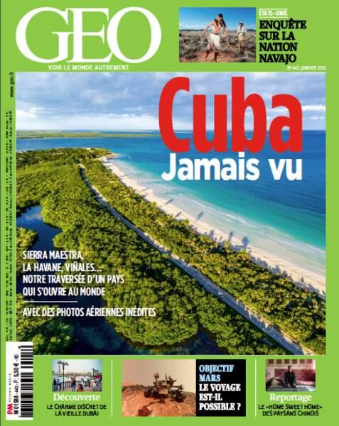 Retrouvez l'intégralité du reportage dans le magazine GEO n°443 (janvier 2016)