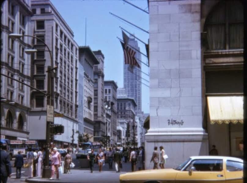Etats-Unis - New York en 1974