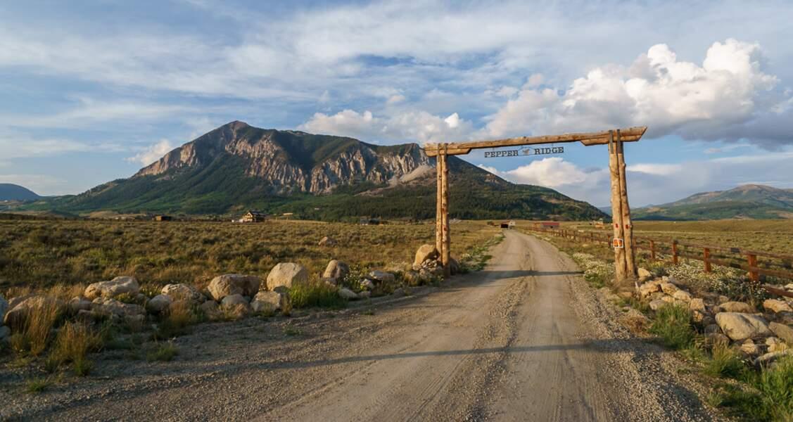 Etats-Unis - Elk Loop : une route scénique du Colorado