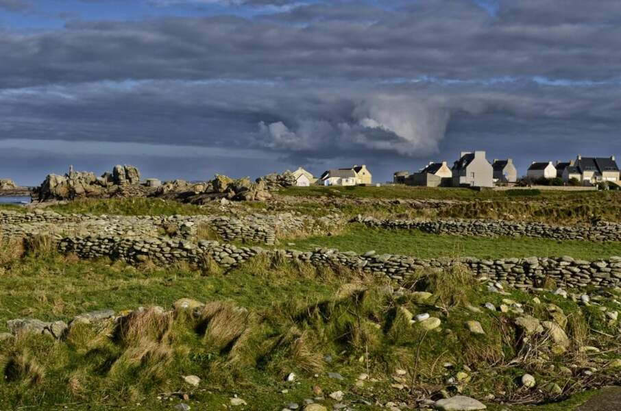 Photo prise sur l'Ile de Sein (Bretagne) par le GEOnaute : jef de rieux