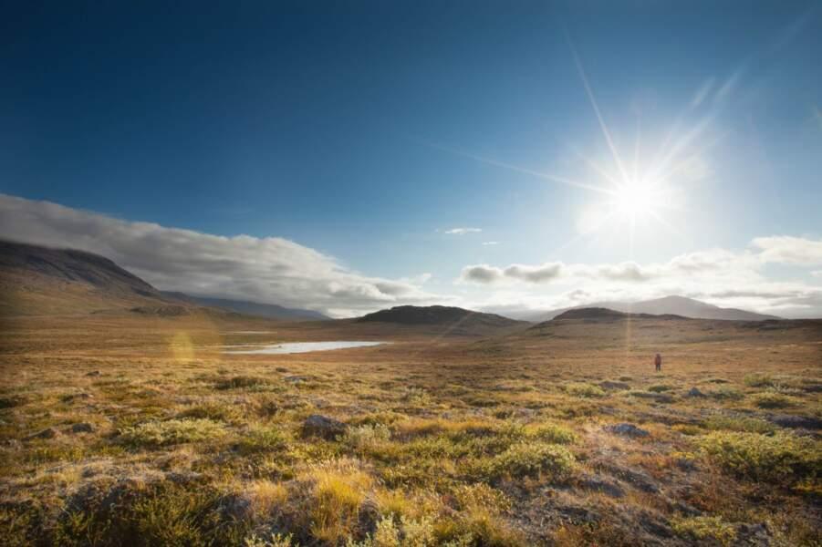 Groenland : Préparer un trek en autonomie