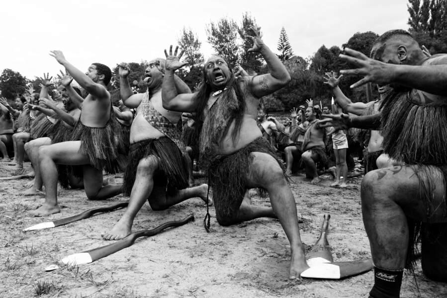 Le haka, ferment de l'identité néo-zélandaise