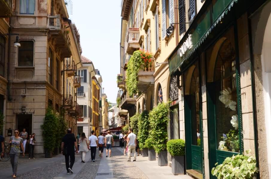 Italie - Découverte de Milan en images