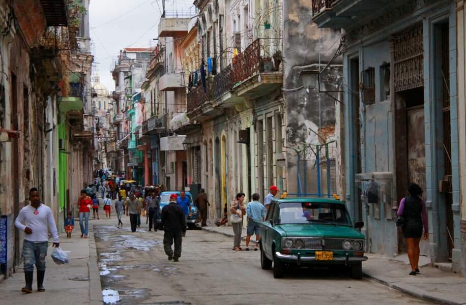 Déambuler dans la Vieille Havane