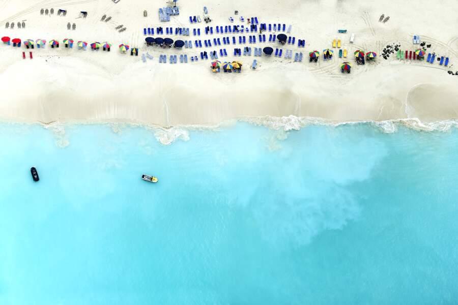 Jolly Harbour, Antigua-et-Barbuda : un don du ciel… nuageux