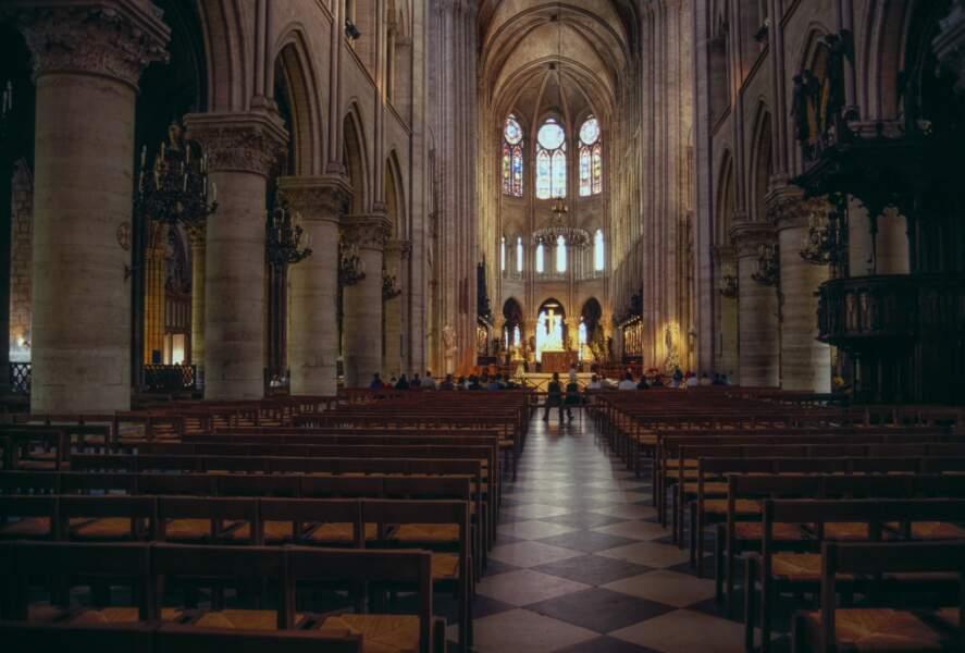 1302 : Notre-Dame accueille les premiers états-généraux de France