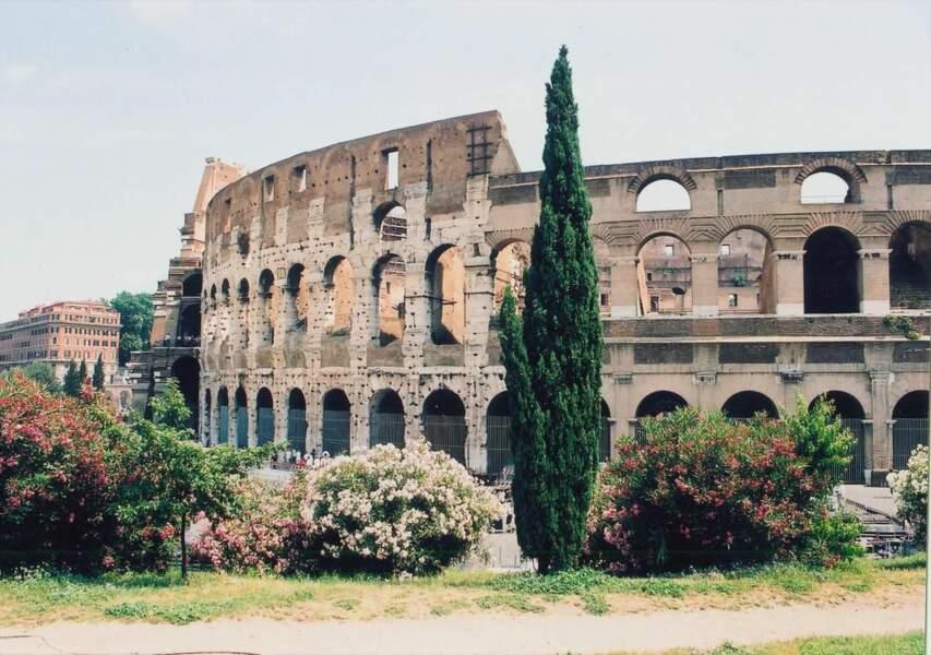 Italie - Le Colisée de Rome