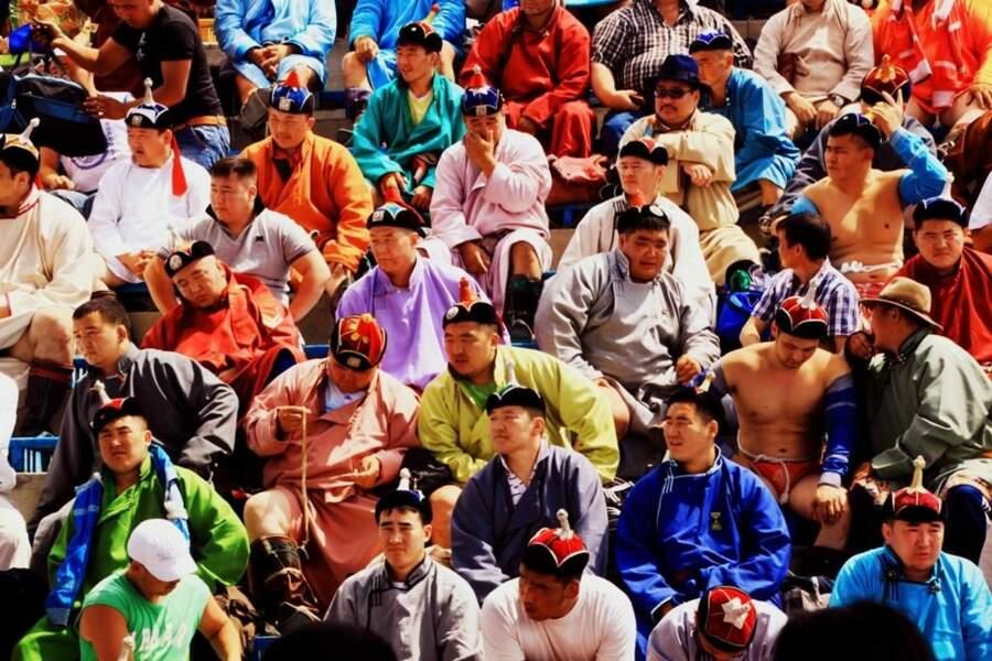 Photo prise en Mongolie par le GEOnaute : anaelle