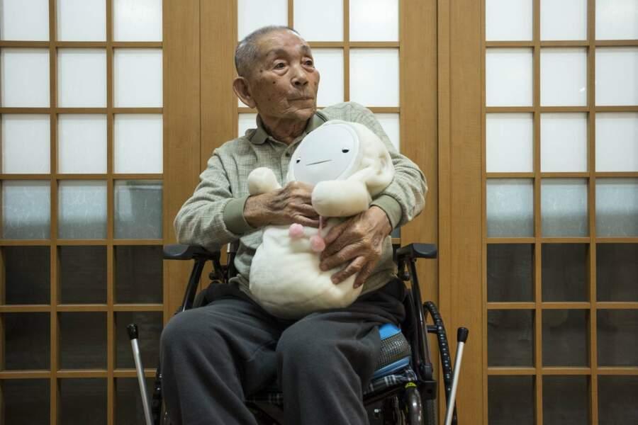Tsukasa, 83ans