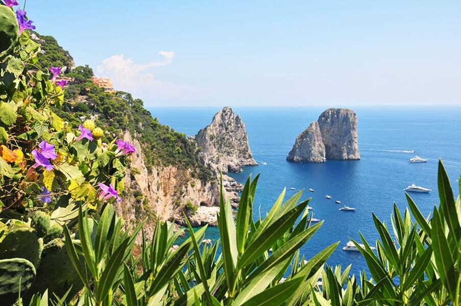 Italie - Capri, ce n'est pas fini