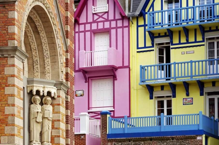 Photo prise à Mers-les-Bains (Somme) par le GEOnaute : Jean-Yves PALFRAY