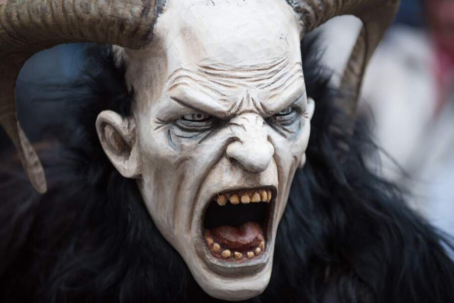 Le terrifiant Krampus (Allemagne)