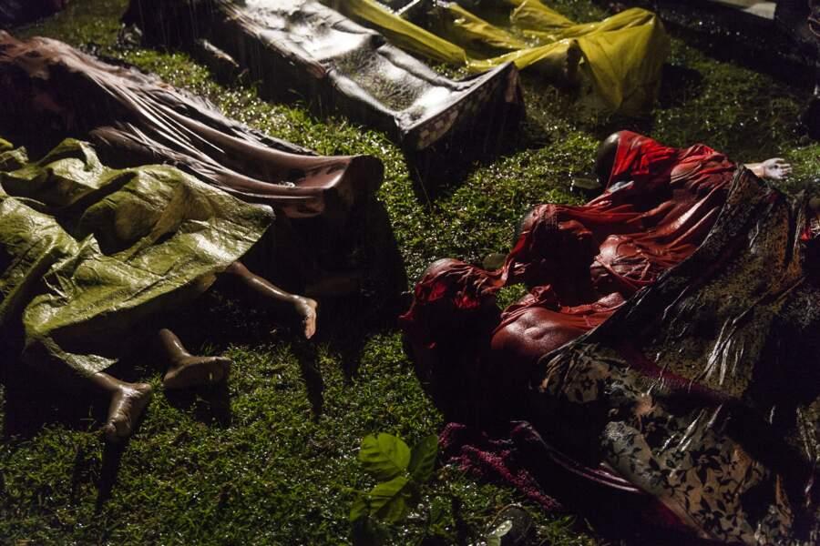 """Le drame des Rohingya - Catégorie """"photo de l'année"""""""
