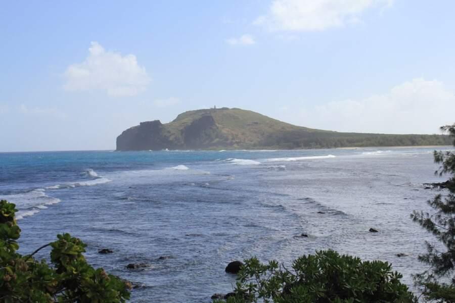 L'îlot Gabriel