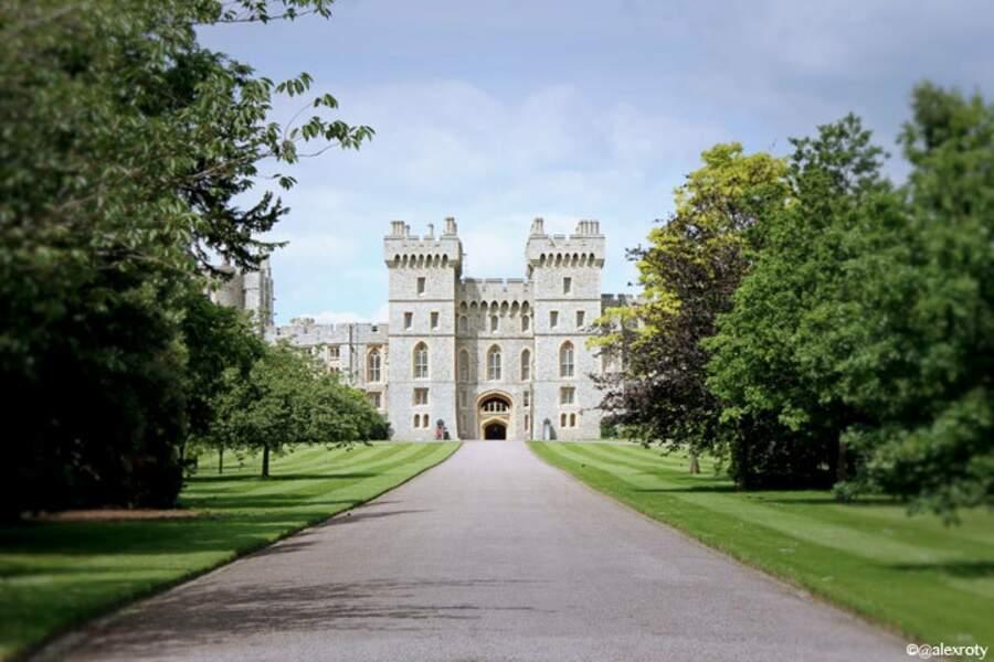 Grande-Bretagne - Visiter Windsor