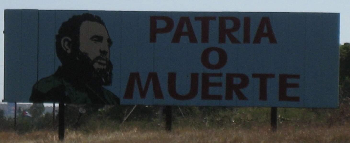 Pour découvrir le parcours de Fidel Castro