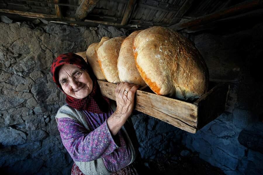 Multiplier les pains en Turquie