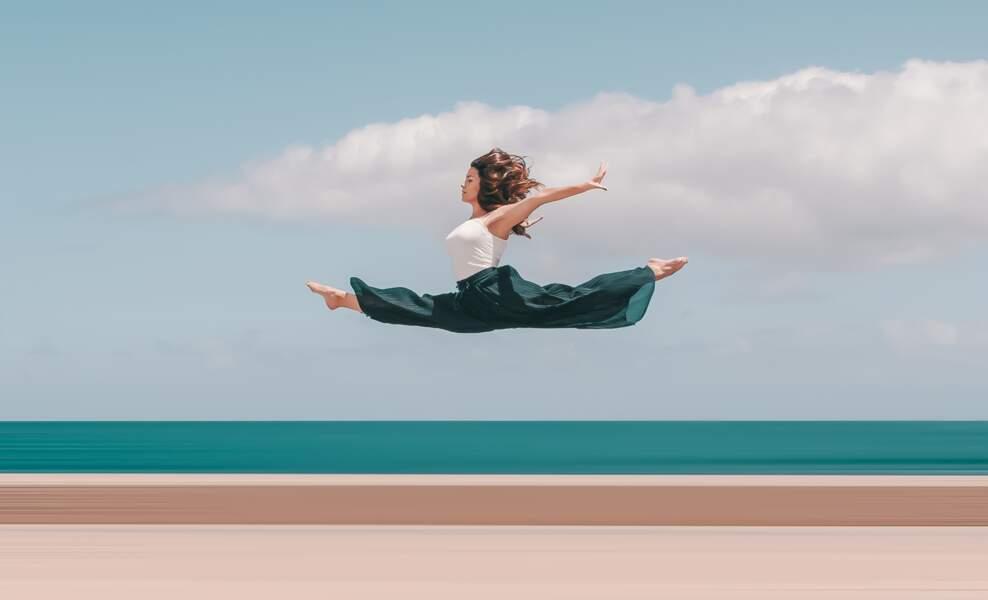 En liberté sur l'île de Gran Canaria