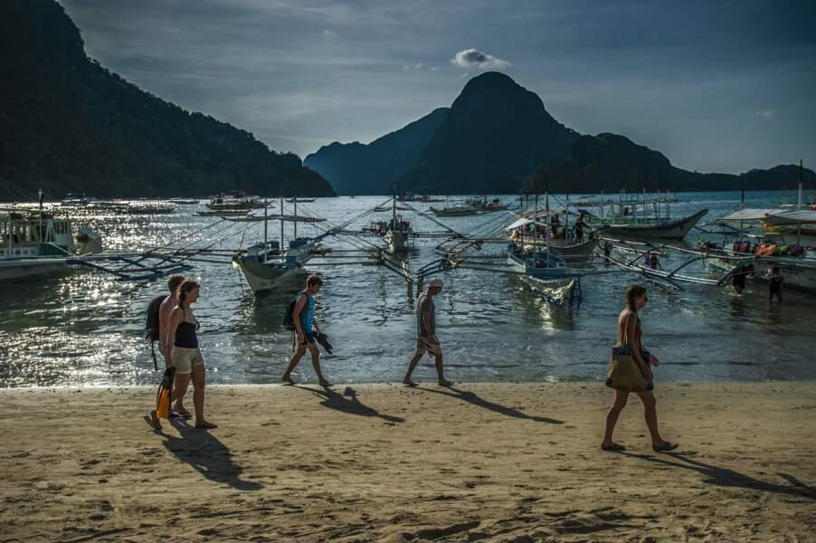 Le tourisme, une activité récente