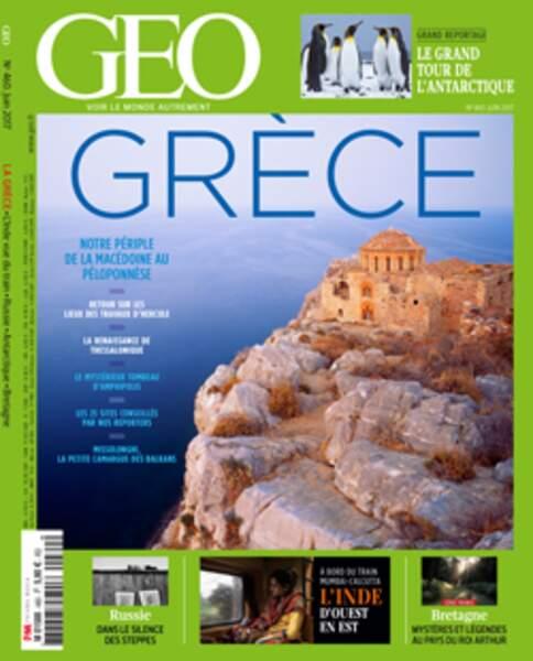 Retrouvez l'intégralité du reportage dans le magazine GEO n°460 (juin 2017)