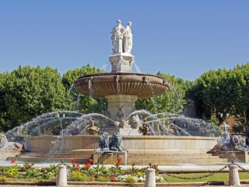 Les 10 lieux incontournables d'Aix-en-Provence