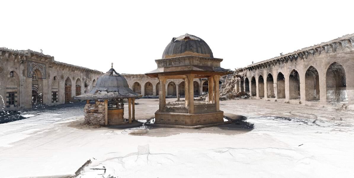 Alep, Palmyre, Mossoul et Leptis Magna reconstituées en 3D