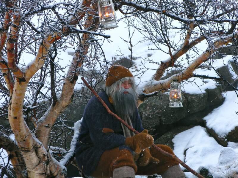 Yule lads ou les treize lutins de Noël (Islande)