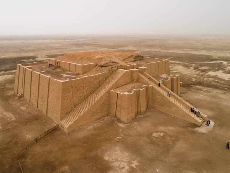 Cité sumérienne de Mésopotamie