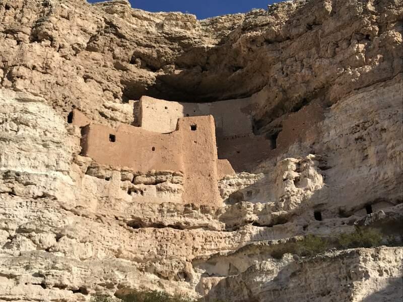 Bienvenue à Montezuma Castle