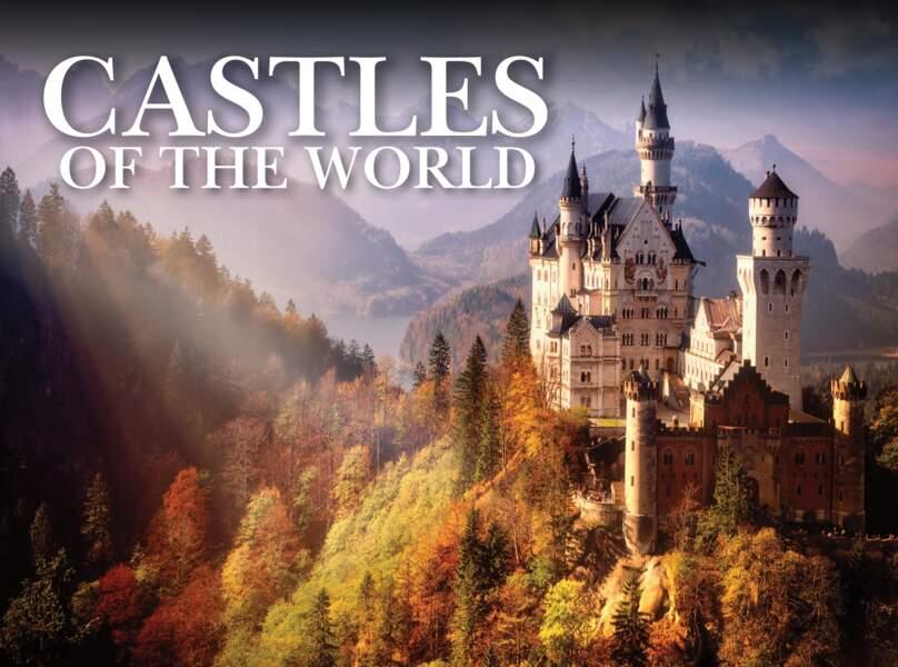 Un ouvrage à la découverte des plus beaux châteaux du monde