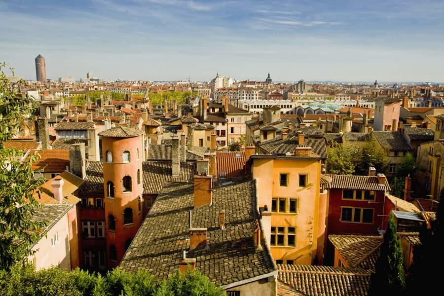 Moyen Âge et Renaissance - Une promenade dans le Vieux-Lyon