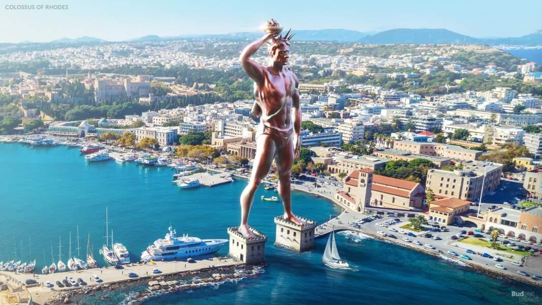 1 - Le colosse de Rhodes