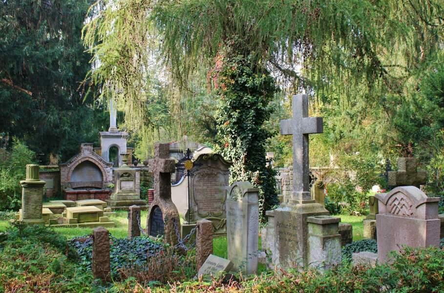 Un cimetière écologique bientôt à Paris