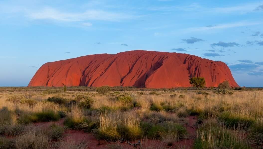 Mont Uluru (Australie)