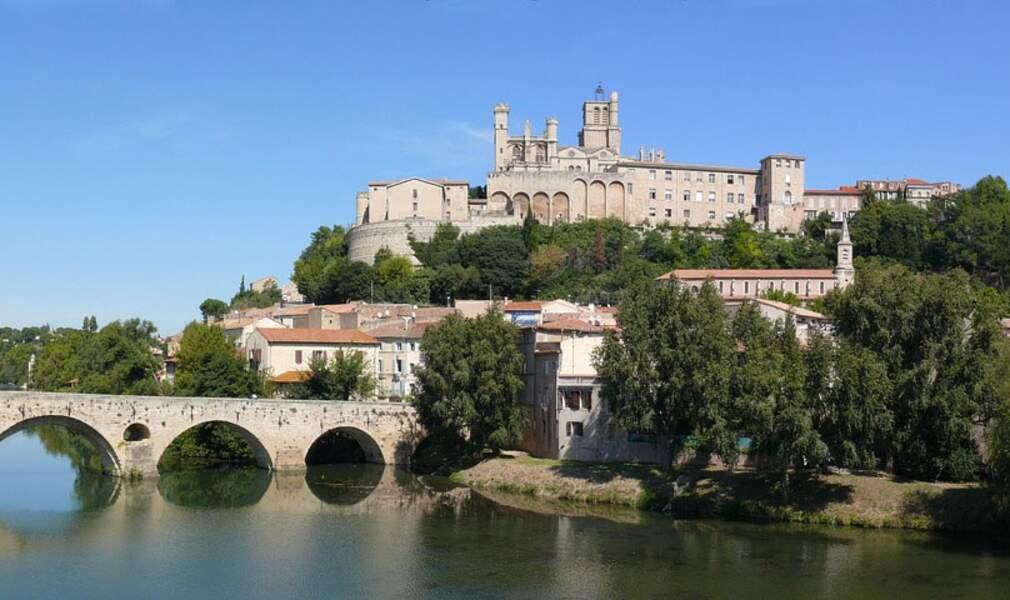 Cathédrale Saint-Nazaire et Saint-Celse, à Béziers