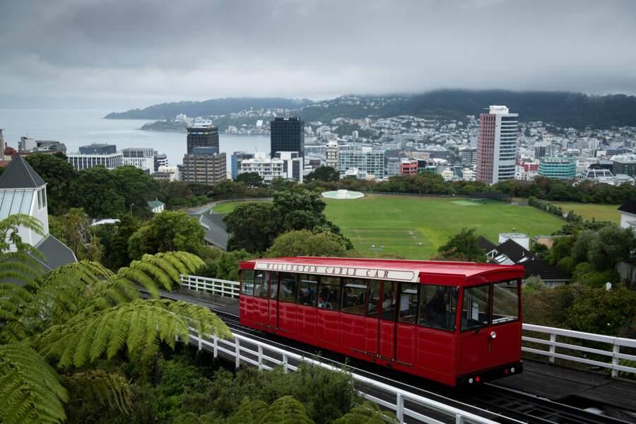 Wellington, cette charmante capitale