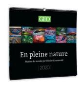 Grand calendrier GEO 2020 - En pleine nature