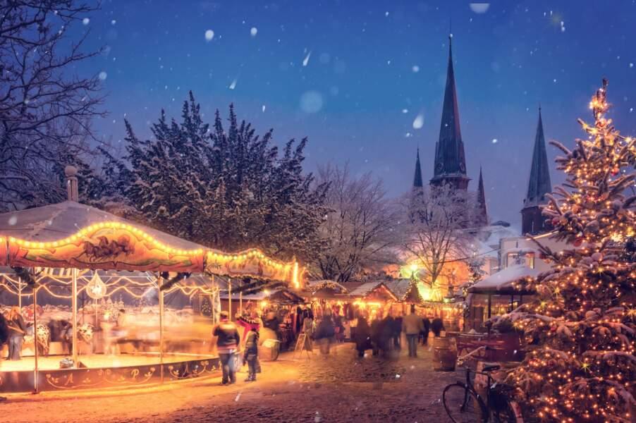 Quels sont les plus beaux marchés de Noël de France en 2019 ?