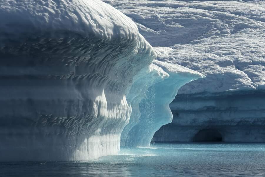 Coup de chaud sur les glaces
